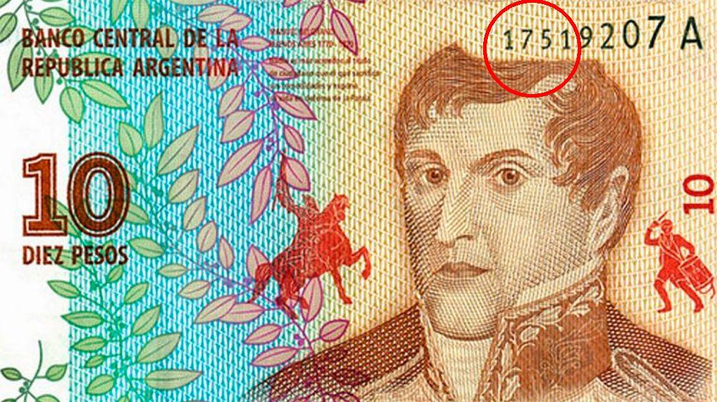 El Central presentó el nuevo billete de $10 y otra vez hay quejas