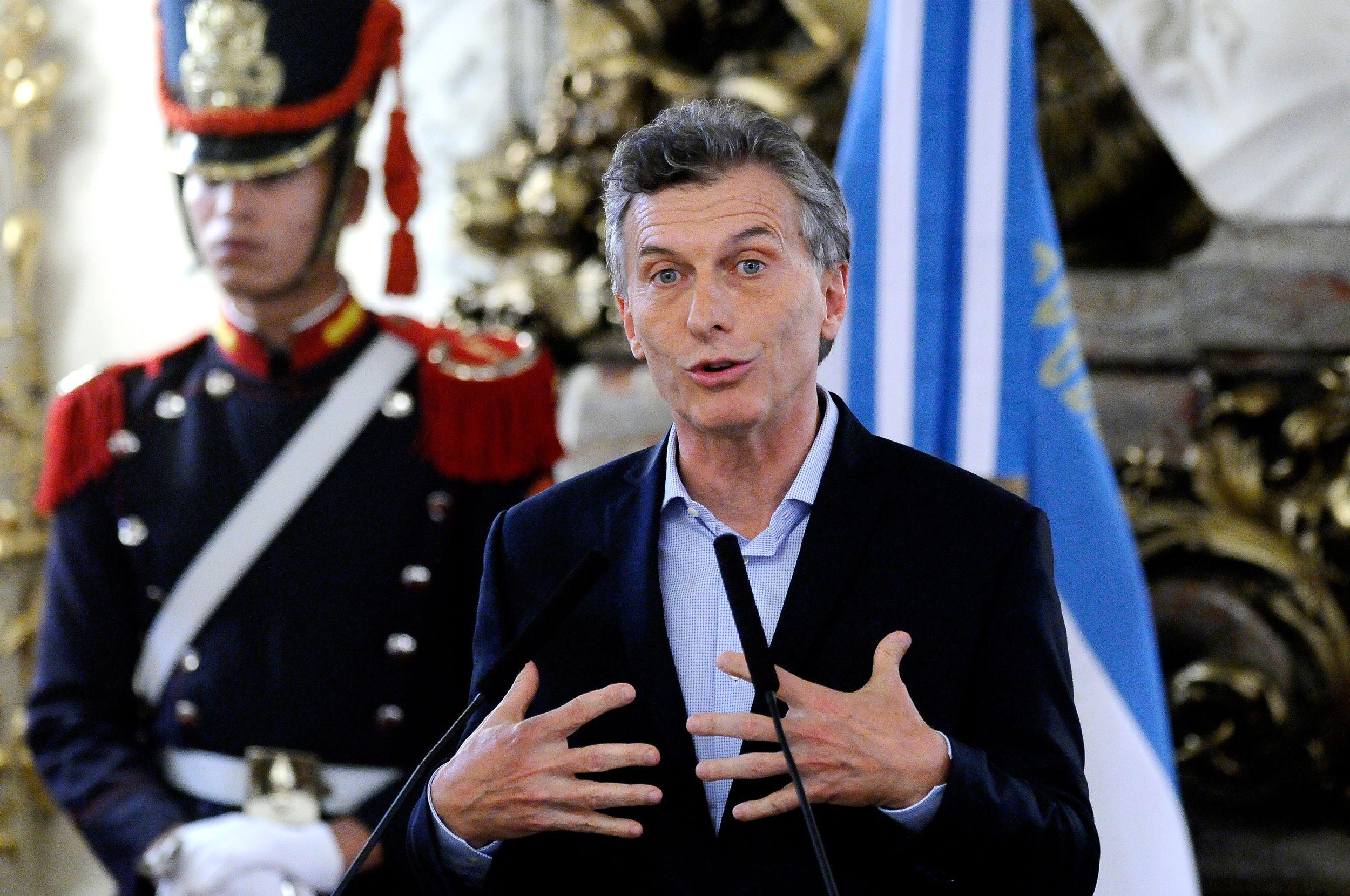 Habló el fiscal que imputó a Macri: Hay que investigar si ocultó o si se le escapó la tortuga