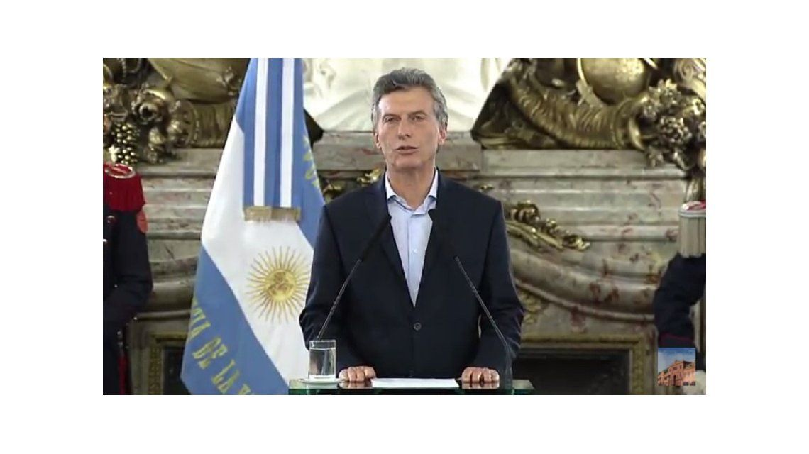 Panamá Papers: tras su imputación, Macri dijo que no tiene nada que ocultar