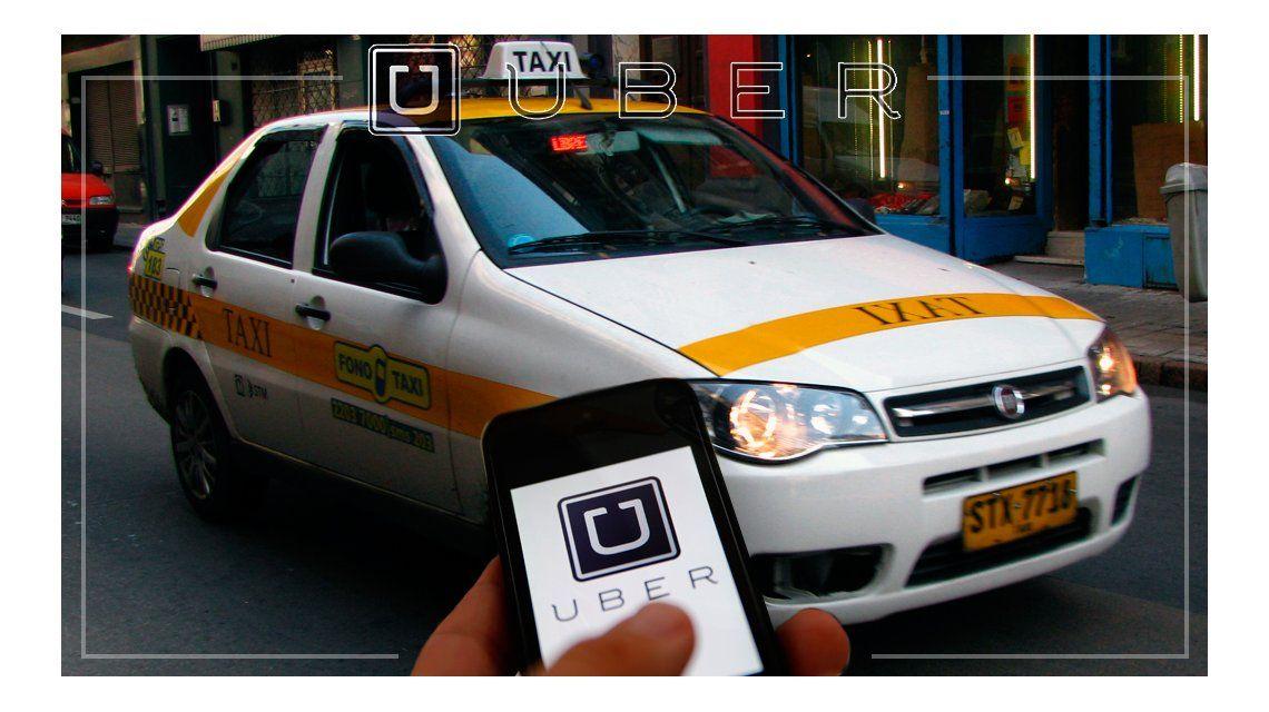 En números: ¿cuánto gana y cuánto gasta por mes un conductor de Uber?