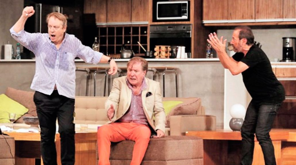 Así es Nuestras mujeres: la nueva obra de teatro de Guillermo Francella