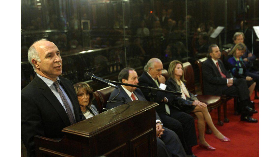 La Corte dispuso entregar las declaraciones juradas de sus miembros