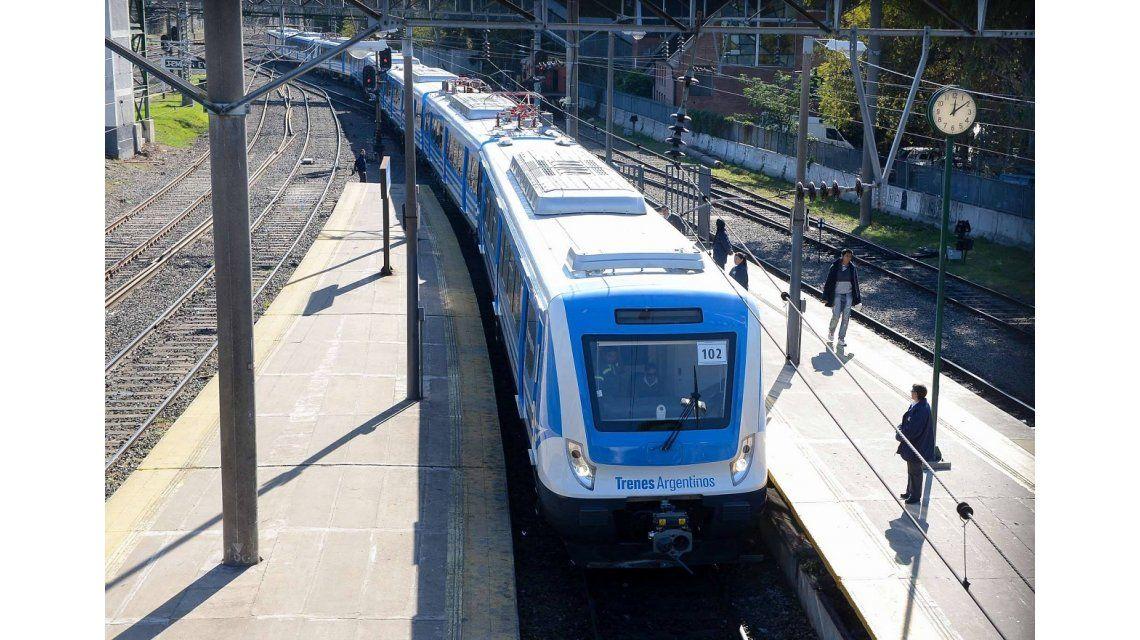 Durante la madrugada del lunes la línea Roca normalizará su servicio