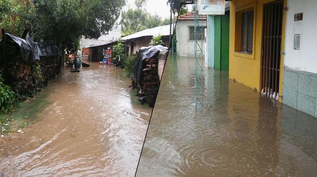 Inundaciones en Corrientes: Esquina y Pueblo Libertador las zonas más afectadas