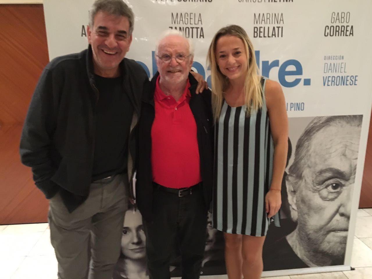 Miguel Ángel Rodríguez y Sabrina Carballo blanquearon su romance