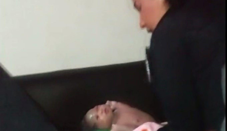Agentes de la Policía de Prevención Barrial ayudaron a una vecina a dar a luz
