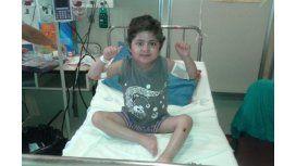 La historia de Sergio, un nene de 7 años que padece una extraña enfermedad