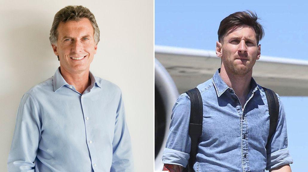 Macri y Messi están vinculados a sociedades offshore en paraísos fiscales