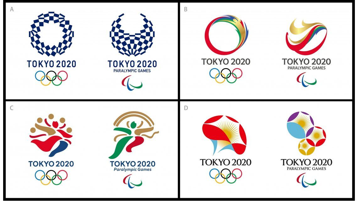 Tokio 2020 Revelo La Preseleccion De 4 Logos Entre Los Que Se