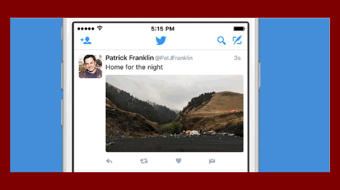 Twitter presenta un nuevo botón para compartir tuits en privado