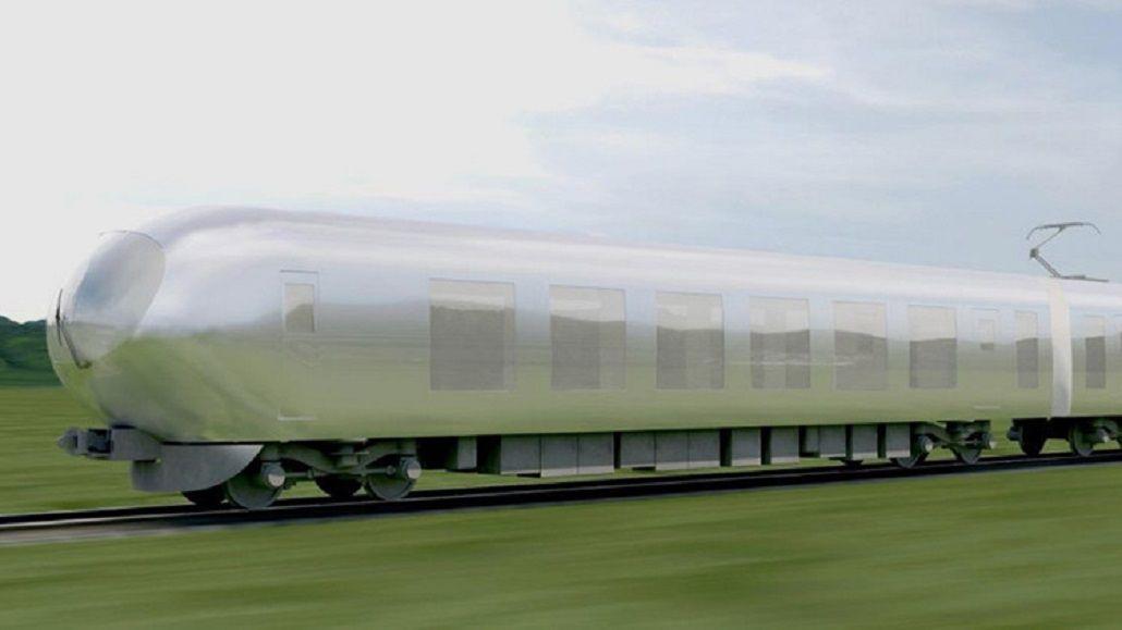 VIDEO: Así serán los trenes invisibles que lanzará Japón