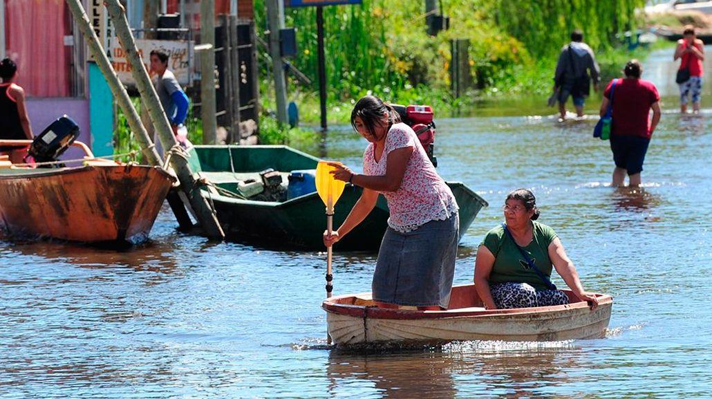 Las inundaciones en Entre Ríos ya se cobraron su primera víctima fatal
