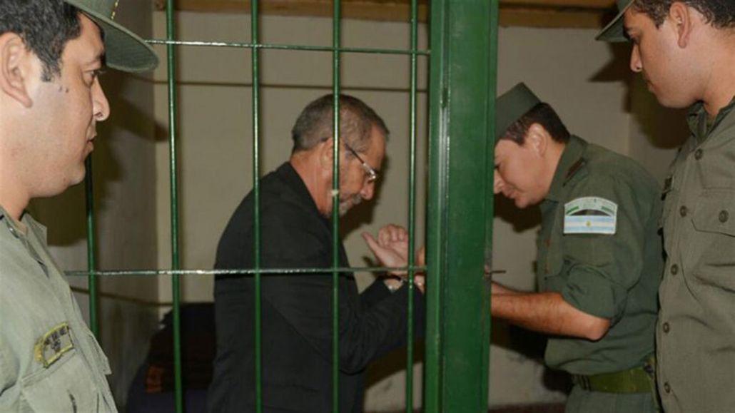 Así está Ricardo Jaime detenido en el edificio Centinela de Gendarmería