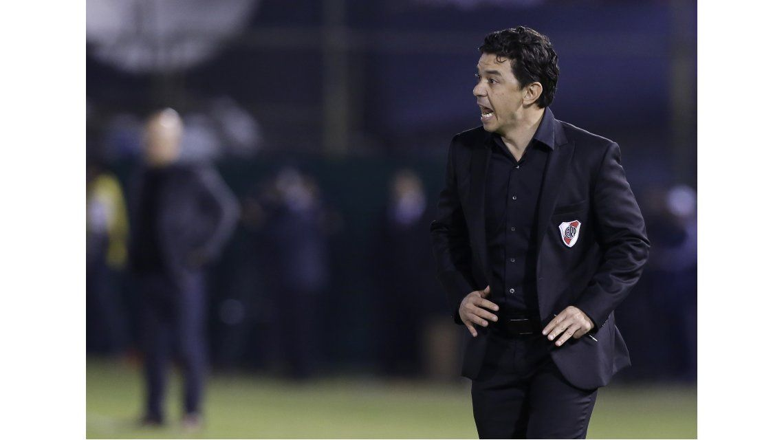 Con River sin chances en el torneo, Gallardo quiere enfocarse en la Copa