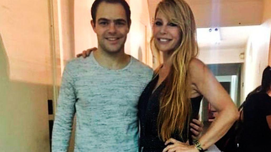 El motivo que une a Graciela Alfano y Peter Lanzani