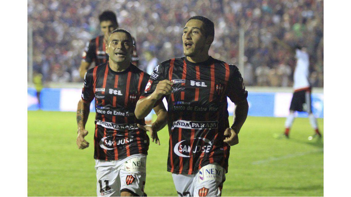Las fotos de una nueva jornada de fútbol argentino