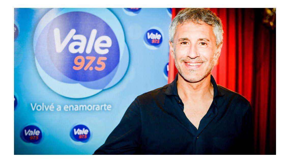 Así fue el show de Sergio Dalma en el acústico de Vale 97.5