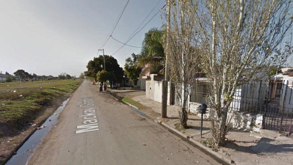 Horror en Córdoba: mató a su padre y lo enterró en el patio de su casa