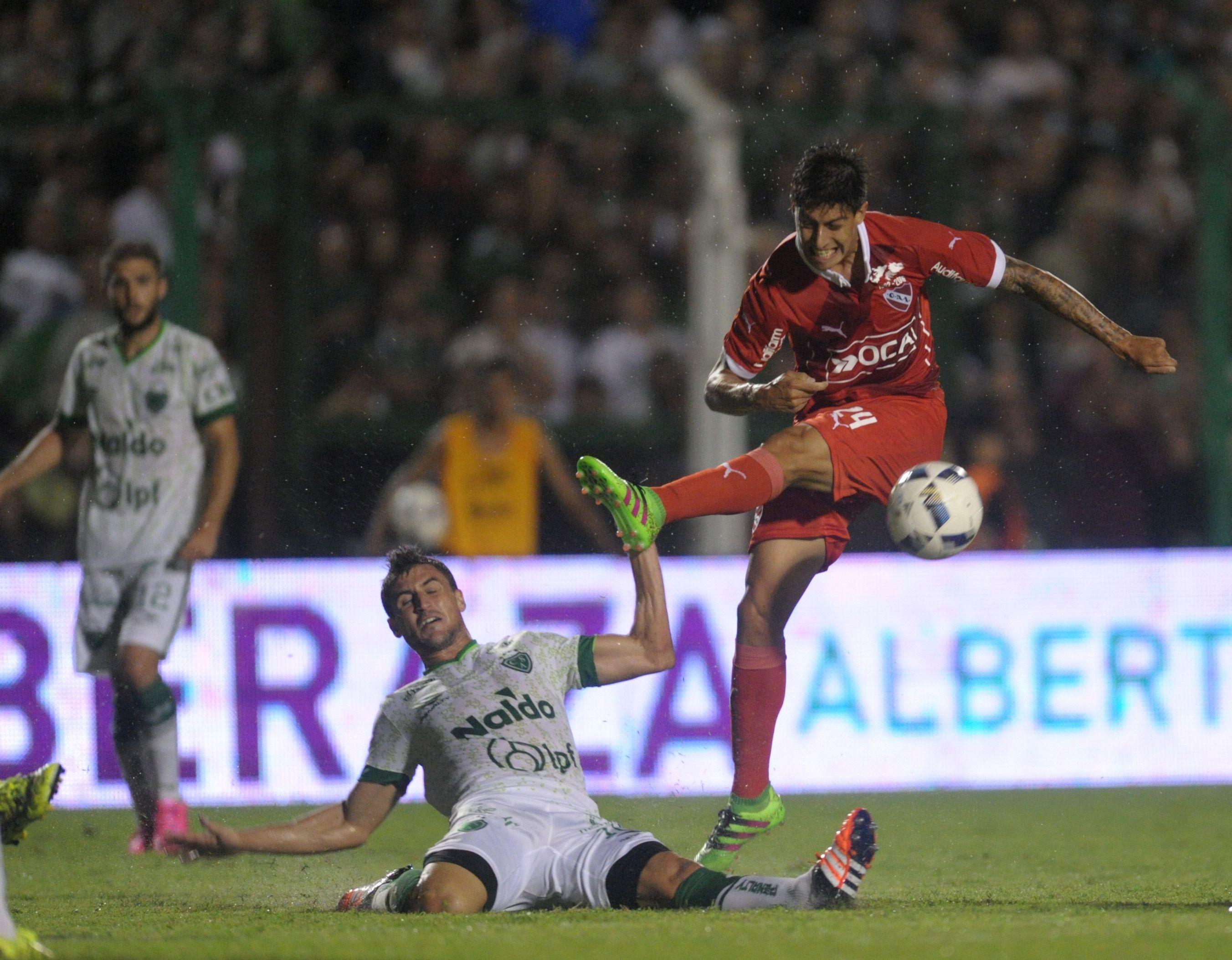 Independiente y Sarmiento no se sacaron ventaja en Junín