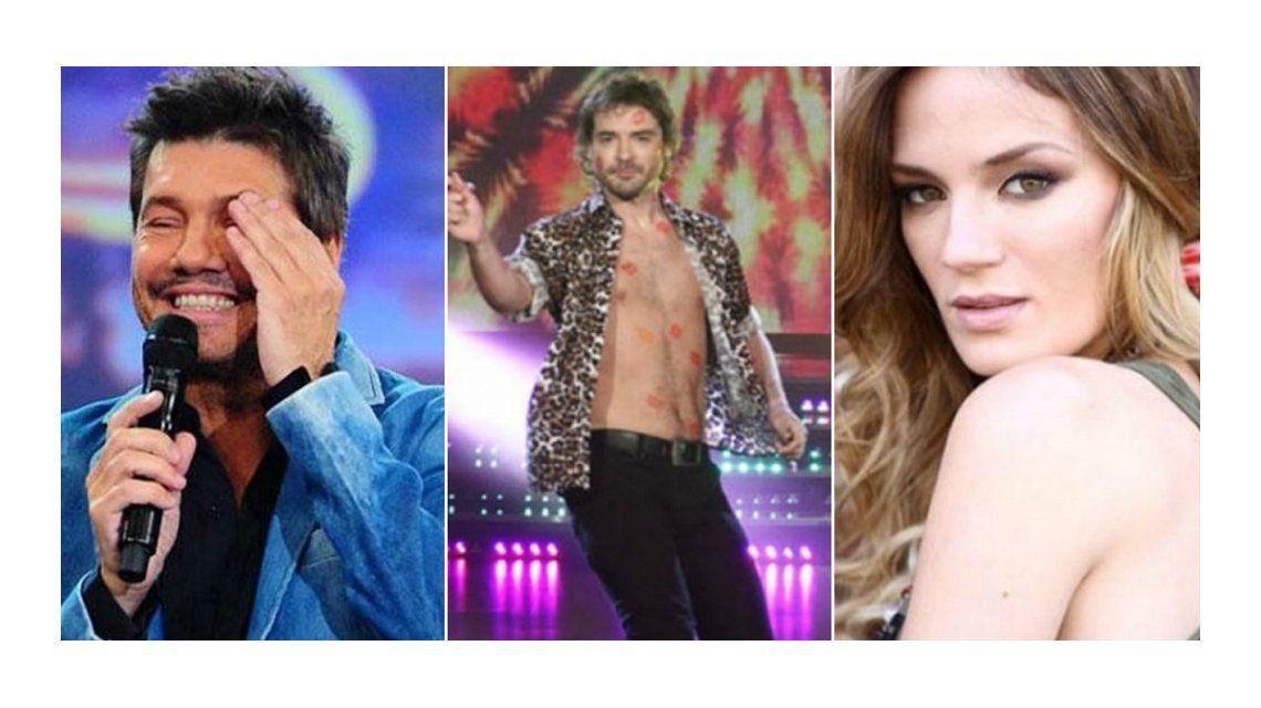 Divertido ida y vuelta entre Tinelli y Paula Chaves por la vuelta de Pedro Alfonso al Bailando
