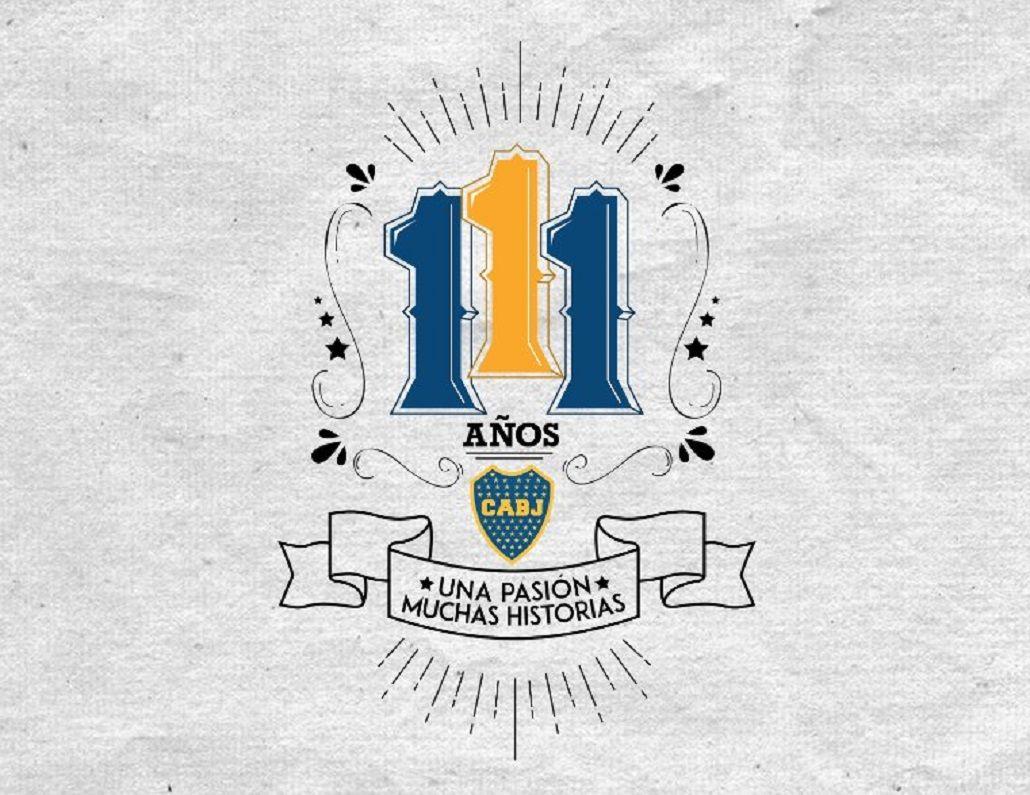 Jugadores y viejas glorias de Boca festejaron los 111 años del club