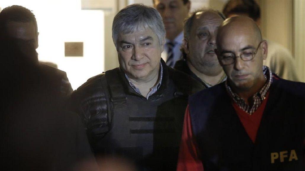 Báez, desde el penal: No soy testaferro de Cristina ni de la familia Kirchner