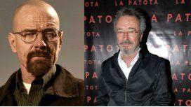 Qué une al protagonista de Breaking Bad y Oscar Martínez