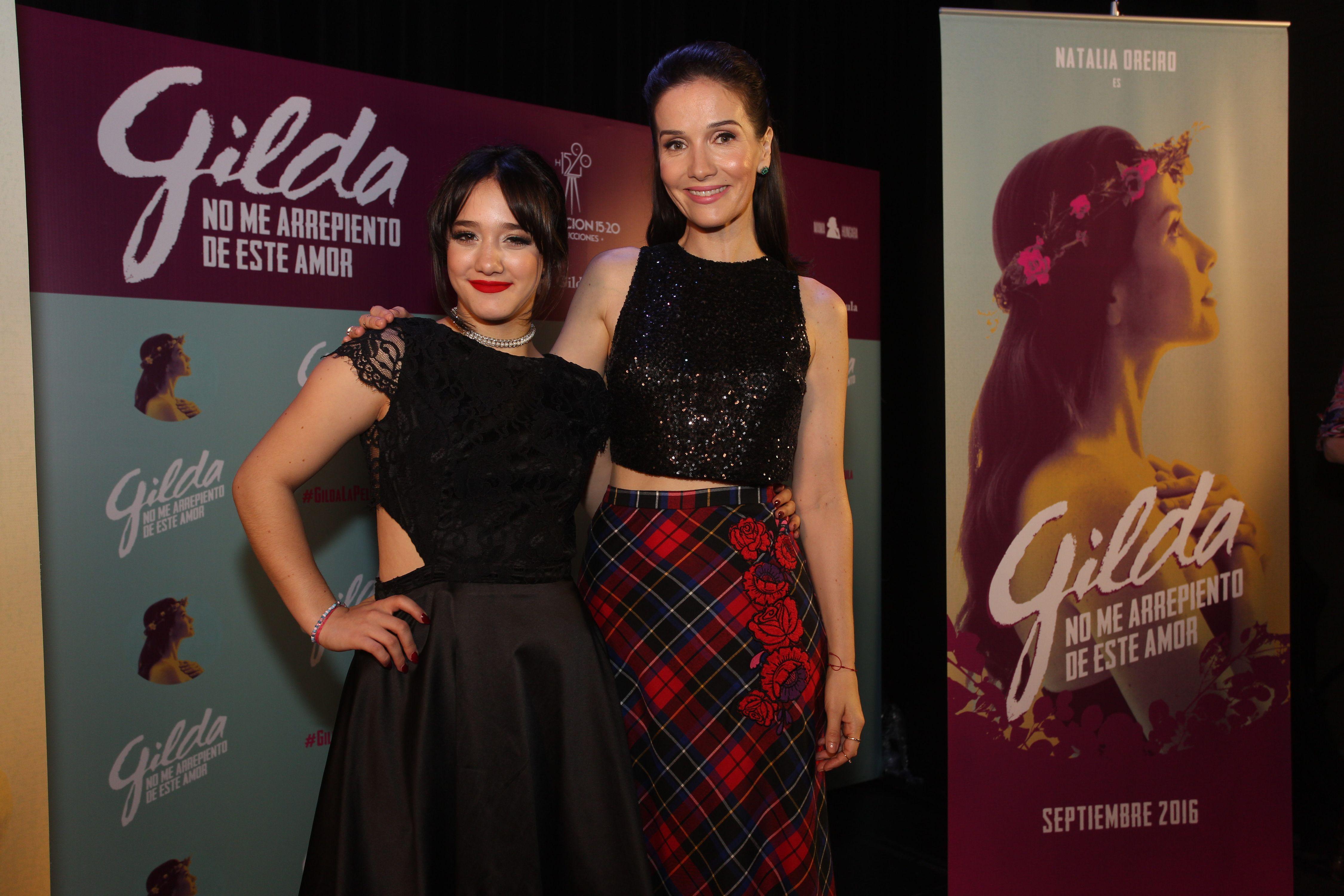 Natalia Oreiro comienza  a filmar la película de Gilda: Esperé 20 años este momento