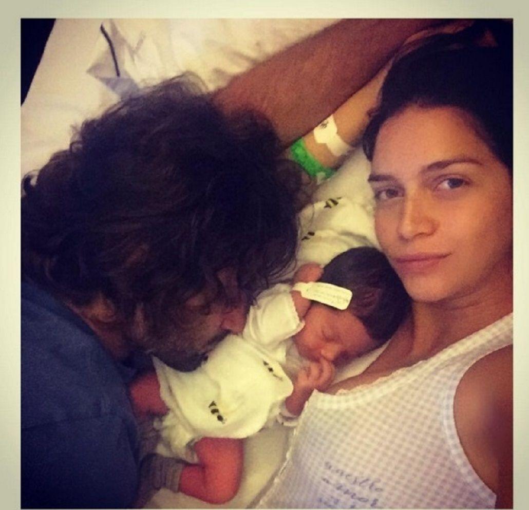 Zaira Nara volvió a trabajar, a dos meses de haber dado a luz a su hija