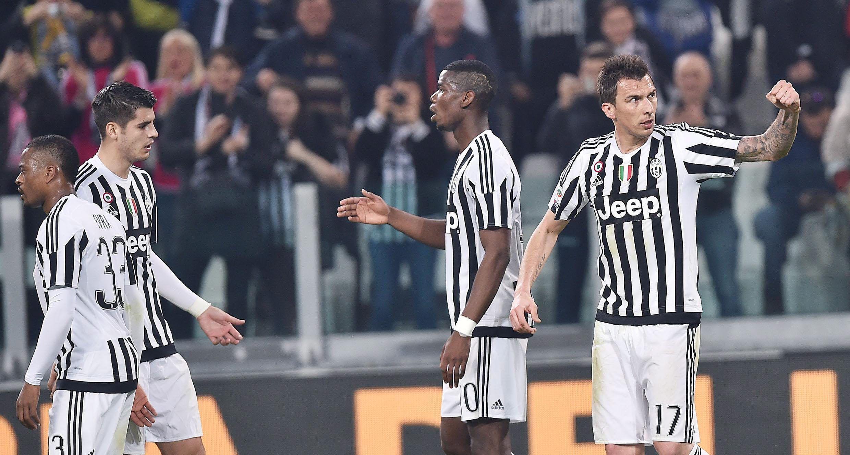 Juventus venció al Empoli y se encamina al título