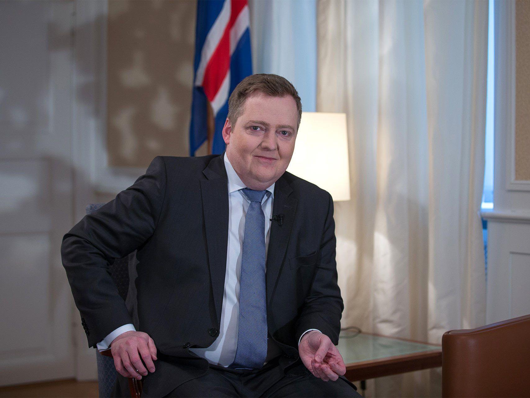#PanamáPapers: multitudinaria protesta en Islandia contra su primer ministro