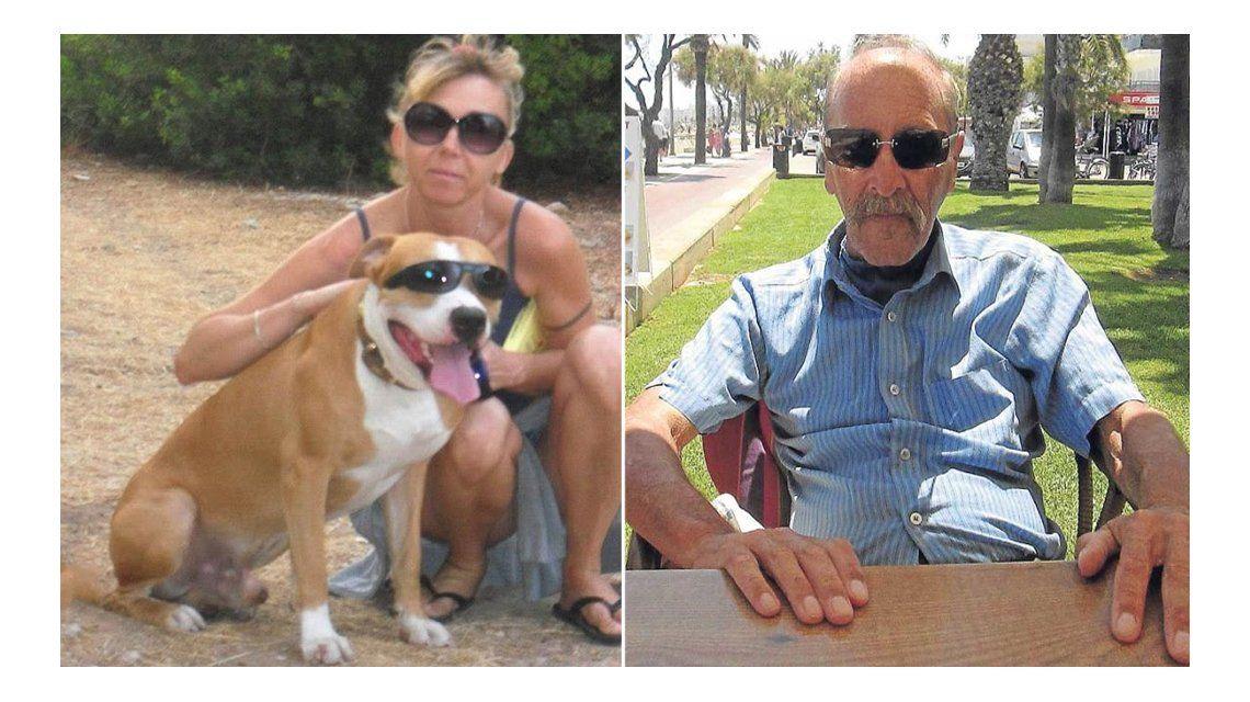 Horror: una mujer mató a su marido, lo despellejó y se lo dio a comer a su perro