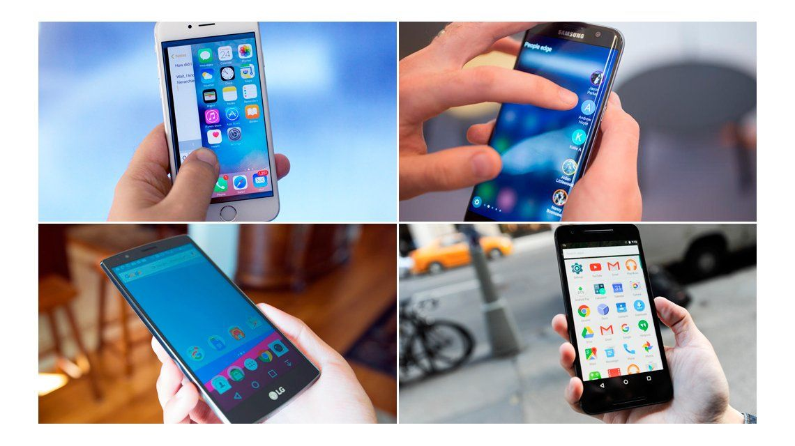 ¿Cuál es el mejor celular del mercado? Entrá y votá