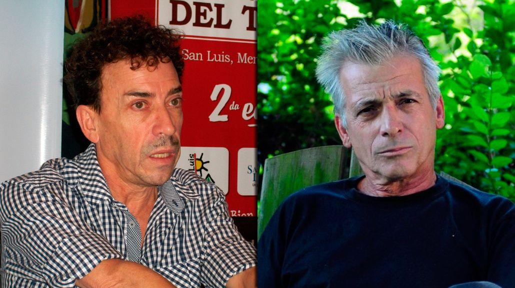 El fuerte cruce entre Aníbal Pachano y Gerardo Romano