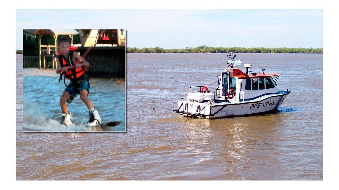 Éste es el Manuel Storani, el chico de 14 años que cayó al Río Luján