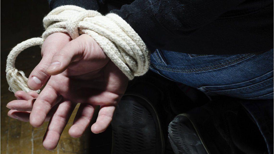 Secuestro frustrado en Parque Leloir: la Policía liberó a una mujer y su hija