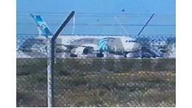Secuestraron un avión comercial y lo hicieron aterrizar en Chipre
