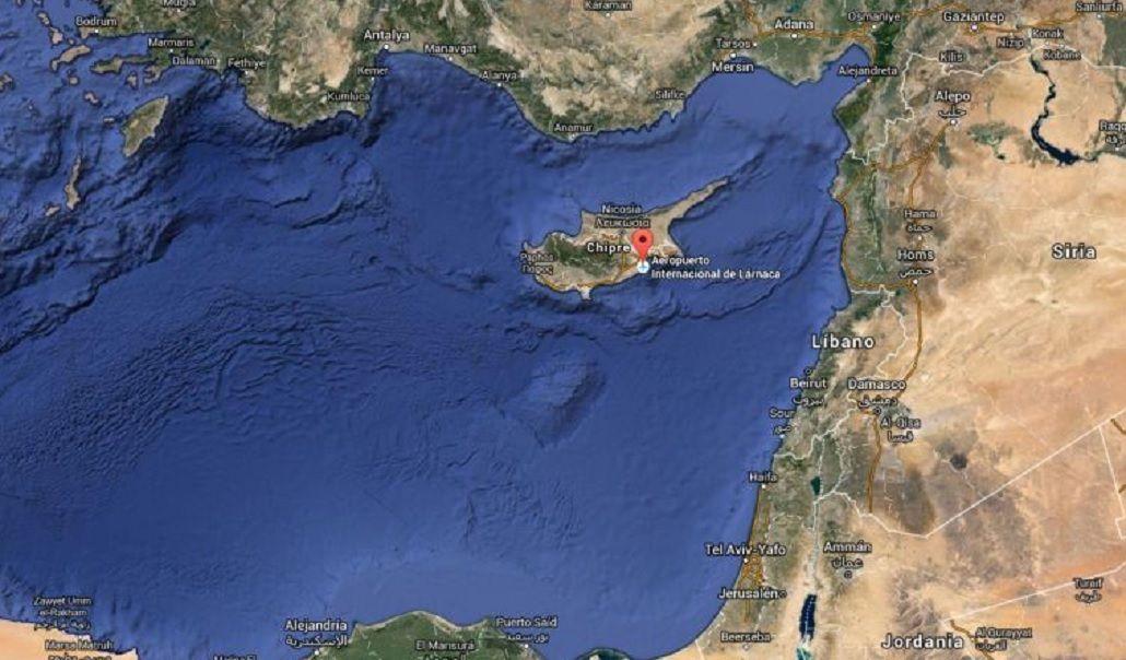 Secuestraron un avión y lo hicieron aterrizar en Chipre