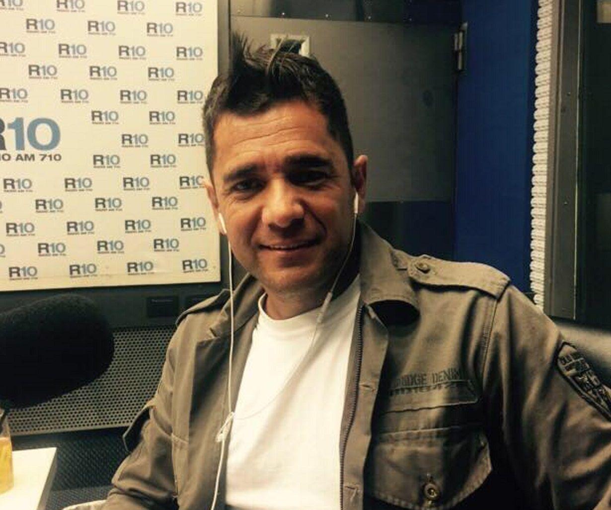 AUDIO: Un conductor de Radio 10 se quebró por un robo que sufrió su familia