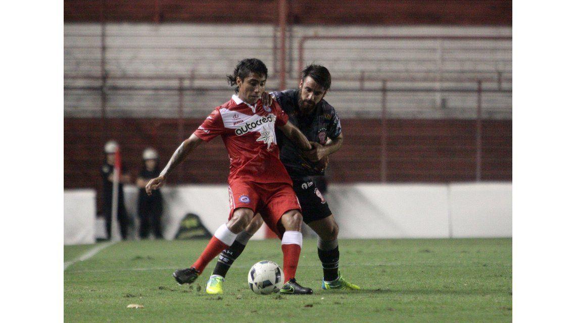 Las fotos del empate entre Huracán y Argentinos