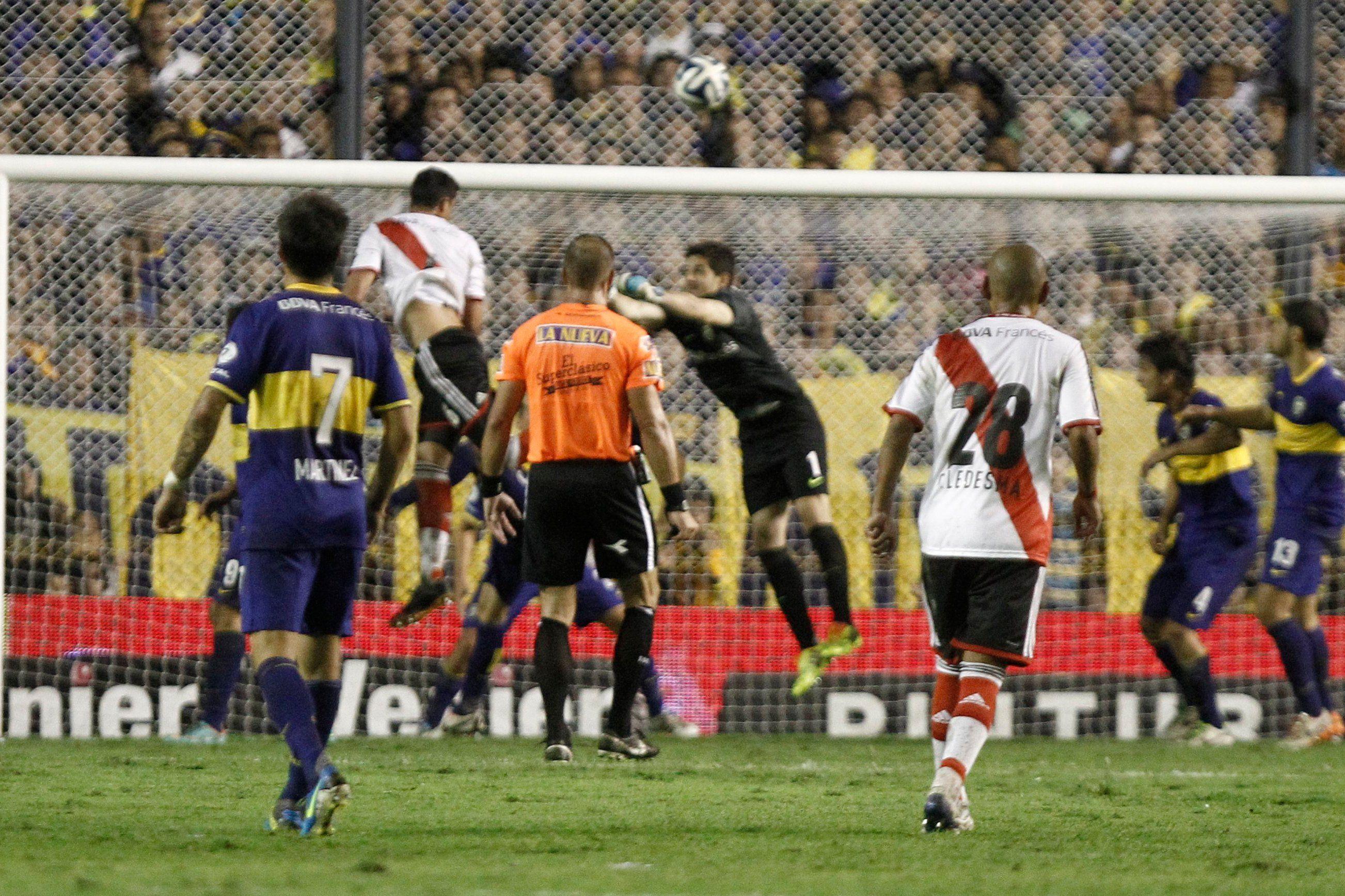 El despegue: a dos años del gol de Funes Mori a Boca que lo catapultó a Europa y la Selección