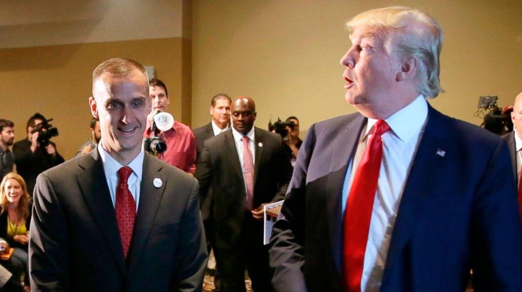 Detuvieron al jefe de campaña de Donald Trump por agredir a una periodista