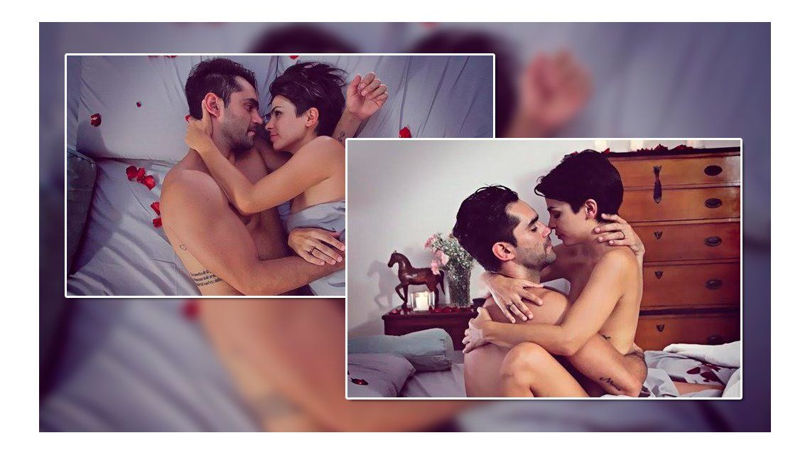 Video: así será la primera noche de pasión de Agustina Cherri y Gonzalo Heredia
