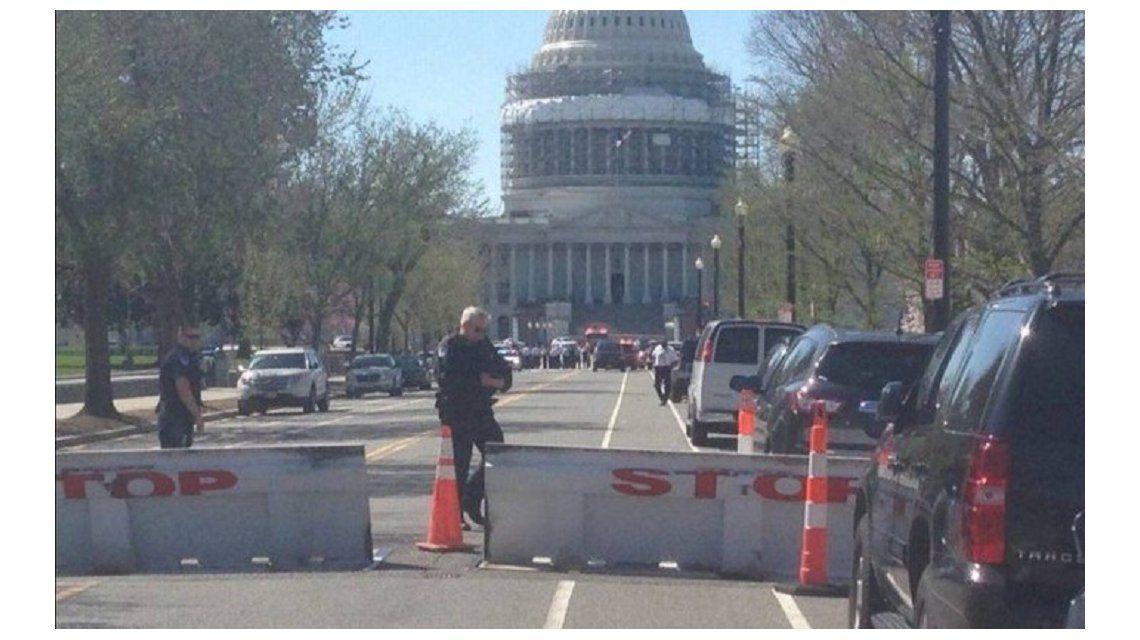 Cerraron el Capitolio de EE.UU. y la Casa Blanca ante un tiroteo
