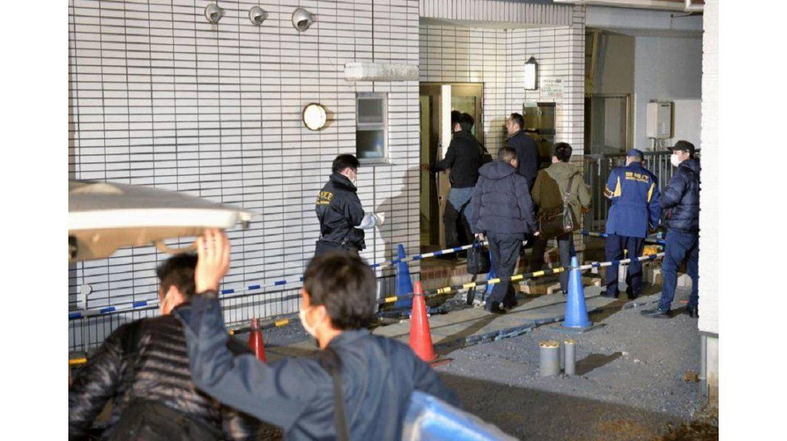 Adolescente escapó tras estar dos años secuestrada en Tokio