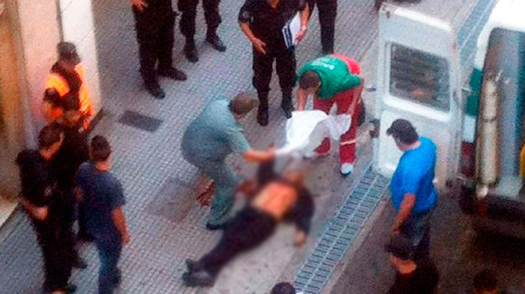 El cerrajero Daniel De Negris fue asesinado de un tiro por la espalda en pleno microcentro porteño.