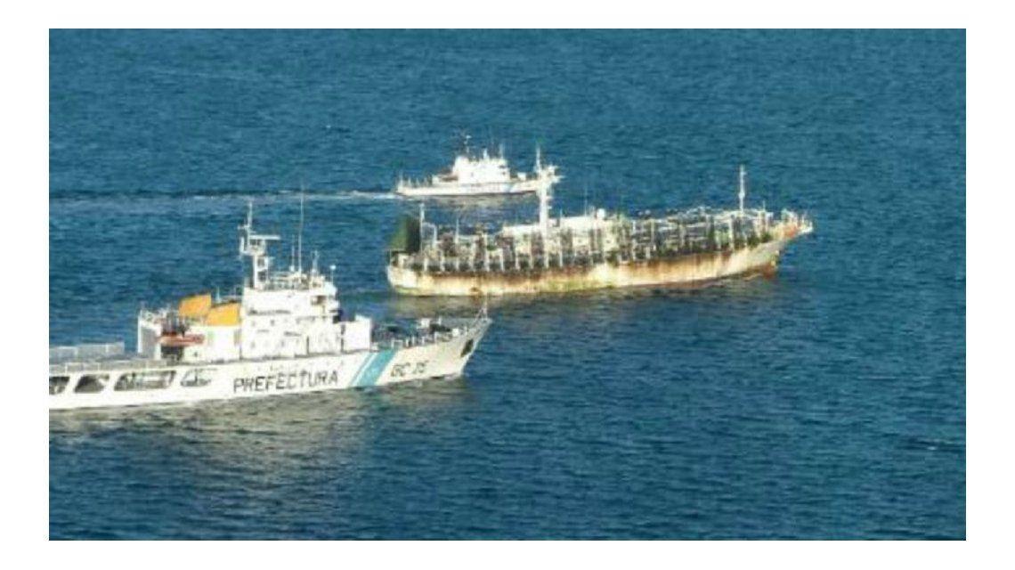 China reclama seguridad para sus pesqueros previo al encuento Macri-Xi Jinping
