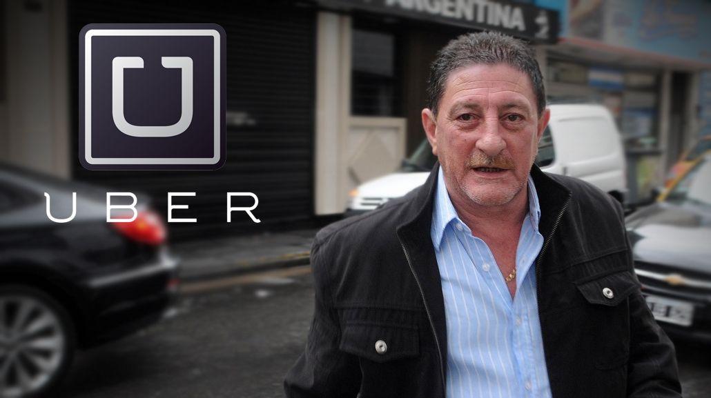 Los taxistas se plantan: Bajo ningún concepto Uber llegará a la Argentina