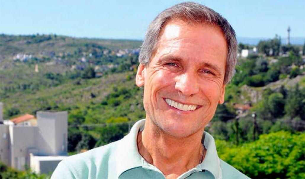 Raúl Taibo fue papá a los 62 años