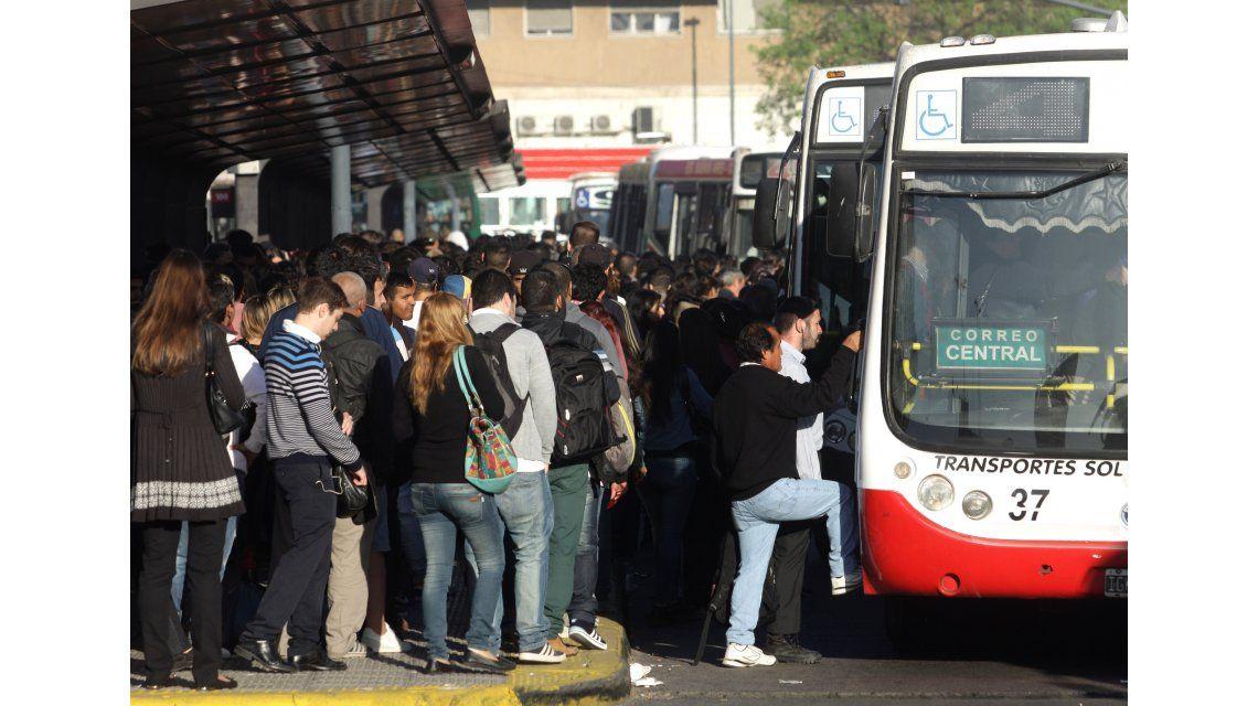 Metrodelegados dejaron por seis horas sin servicio a miles de usuarios de la línea C